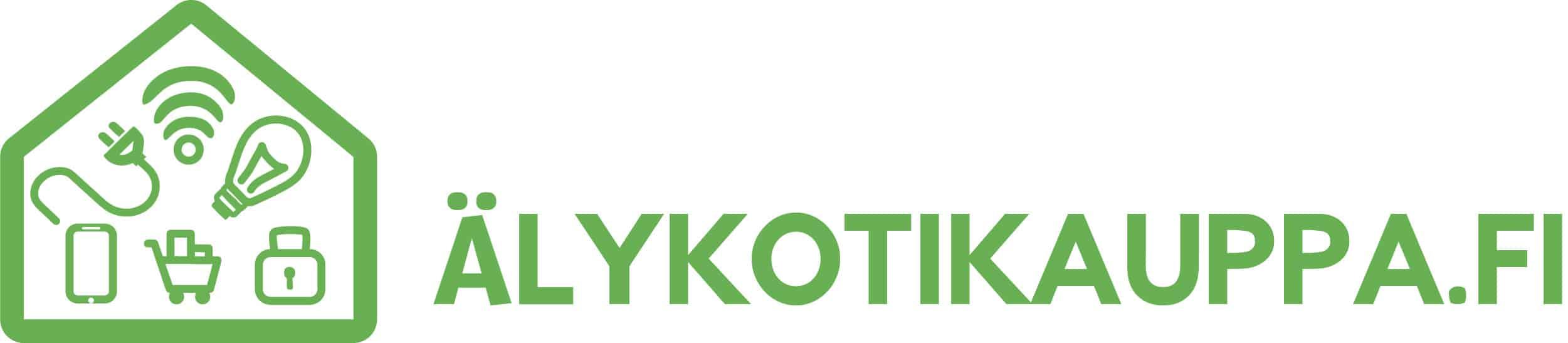 Älykotikaupan logo